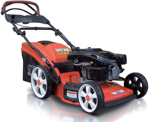 GTM 460 SP1 SC H CN - sekačka s benzínovým motorem a pojezdem + DÁREK