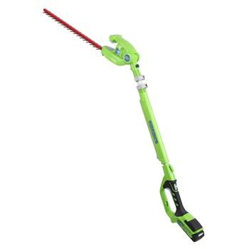 Greenworks G24PH51 - plotostřih dlouhým dosahem a aku motorem 24 V