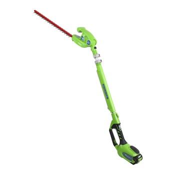 Greenworks GWHT 4051 - plotostřih s dlouhým dosahem a aku motorem 40 V