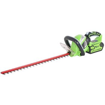 Greenworks G40HT61 - plotostřih s aku motorem 40 V