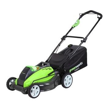 Greenworks G40LM45 - akumulátorová travní sekačka 40 V