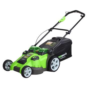 Greenworks G40LM49DB - akumulátorová travní sekačka 40 V