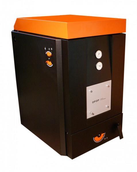 H425EKO - ocelový kotel na tuhá paliva 25 kW