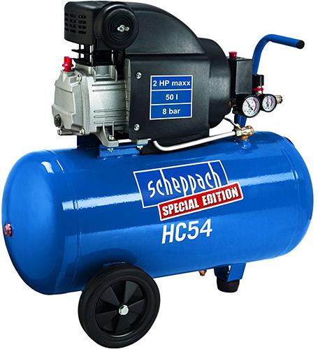 HC 54 - olejový kompresor 8 bar