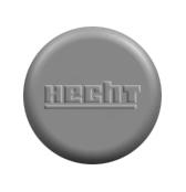 HECHT 007101 - přídavná závaží na kola 2x 12 kg