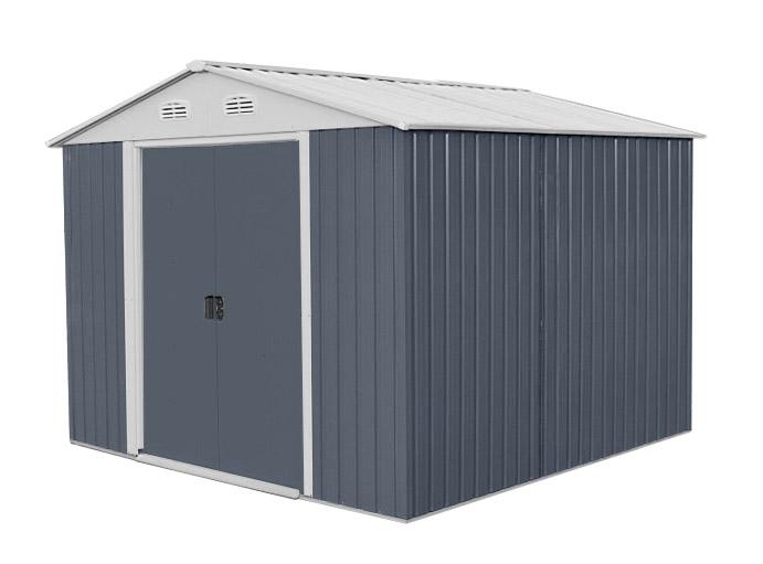 HECHT 10X8 PLUS - zahradní domek