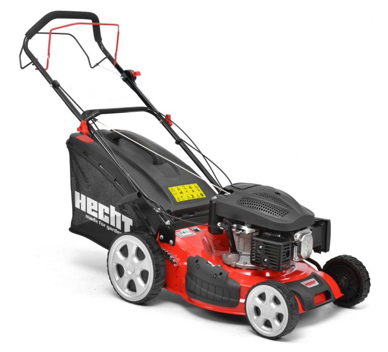 HECHT 546 SXW - benzínová sekačka s pojezdem