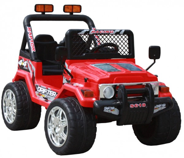 HECHT 56181 - dětské autíčko na baterie