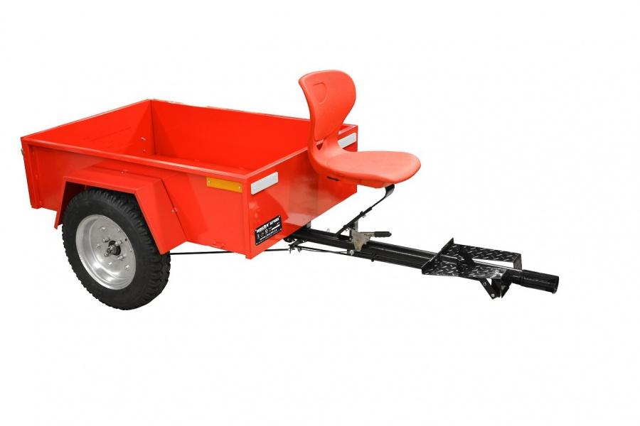 HECHT 57100 - přívěsný vozík
