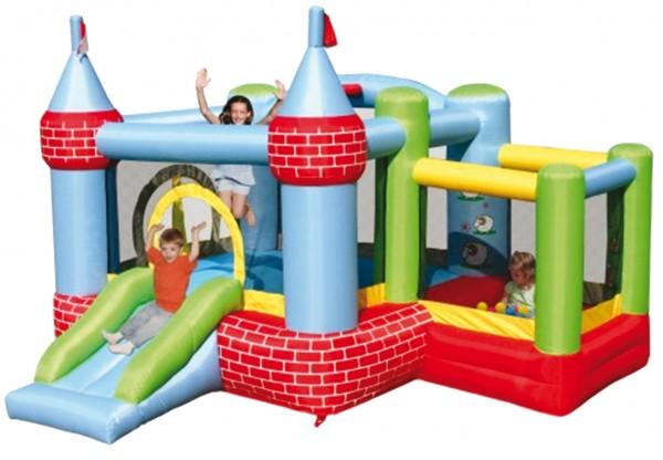 HECHT 59112 - nafukovací skákací hrad