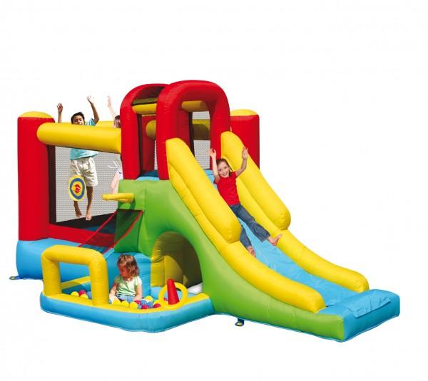 HECHT 59160 - nafukovací skákací hrad