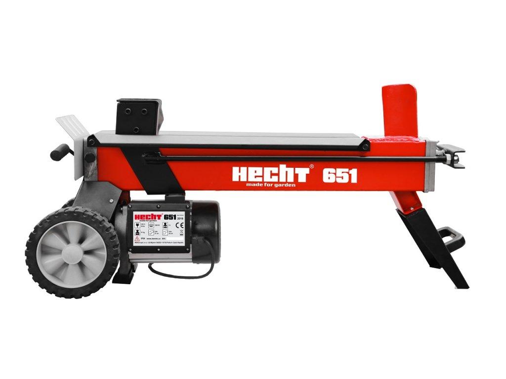 HECHT 651 - elektrická štípačka na dřevo