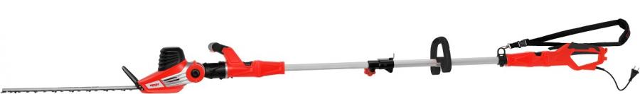 HECHT 675 - elektrický plotostřih 2v1