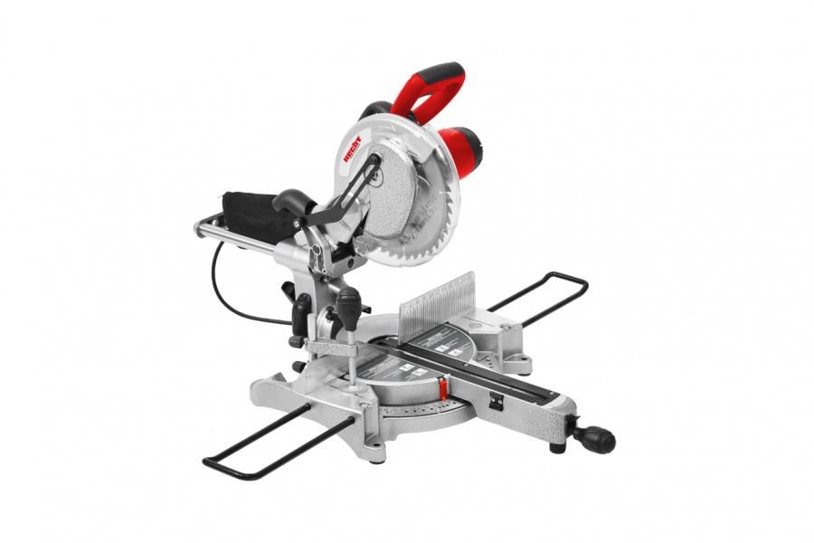 HECHT 8199 PROFI - pokosová pila s laserem