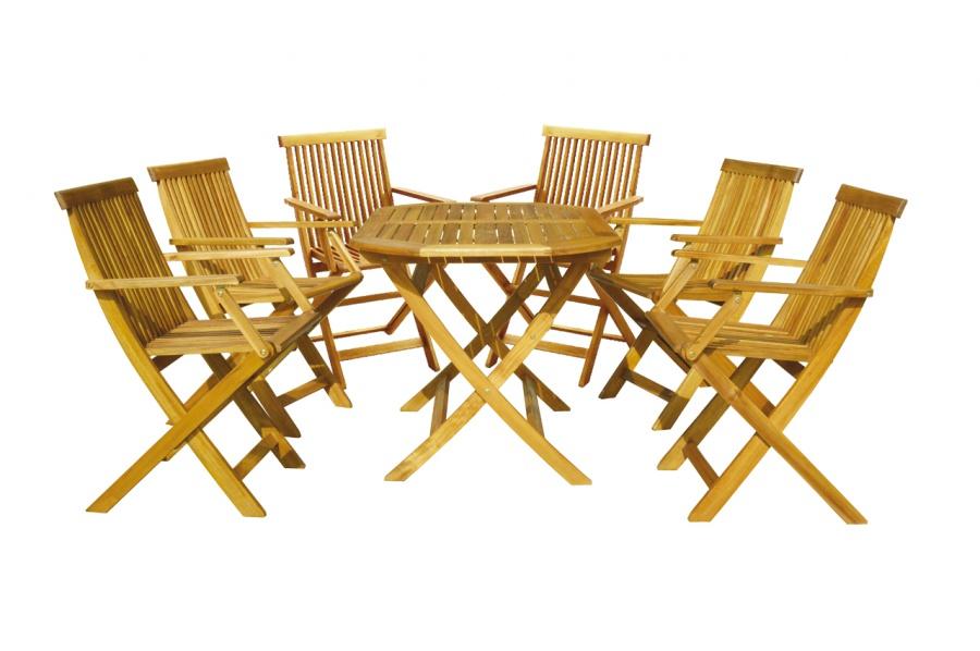 HECHT BASIC SET 6 - set zahradního nábytku