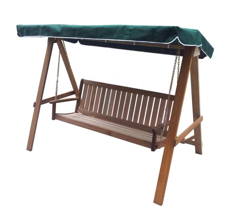 HECHT FUTON - houpací lavice