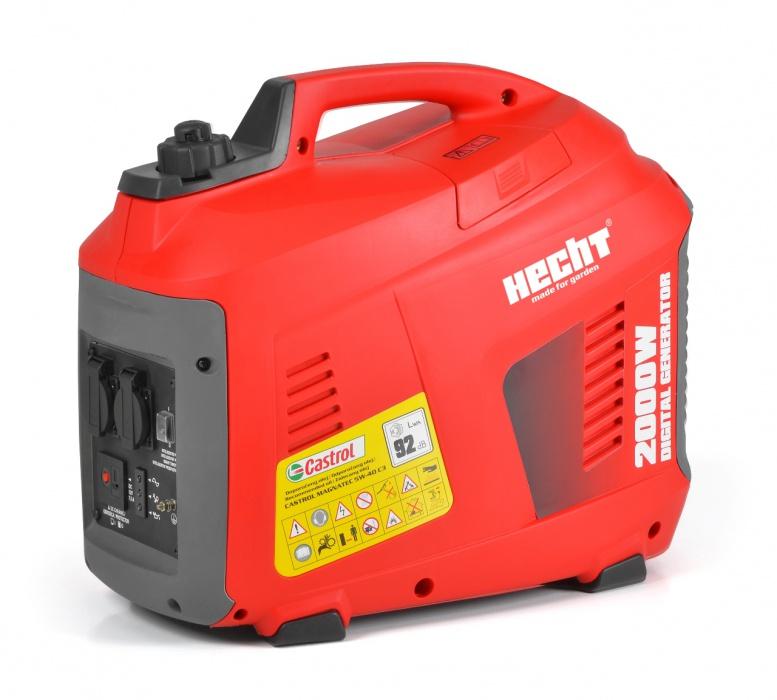 HECHT GG 2000i - benzínový generátor proudu