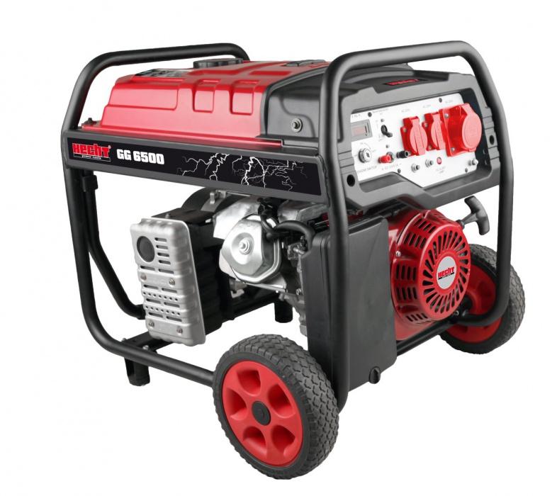 HECHT GG 6500 - benzínový generátor proudu