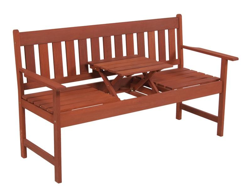 HECHT OCCASSIONAL BENCH - zahradní lavička
