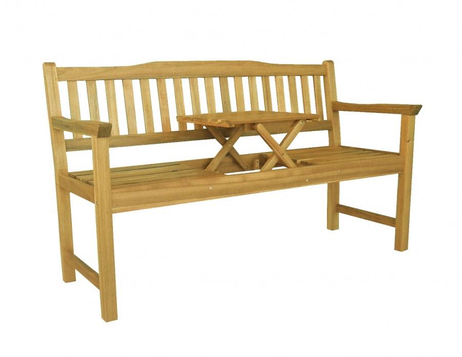 HECHT TABLE BENCH - zahradní lavice