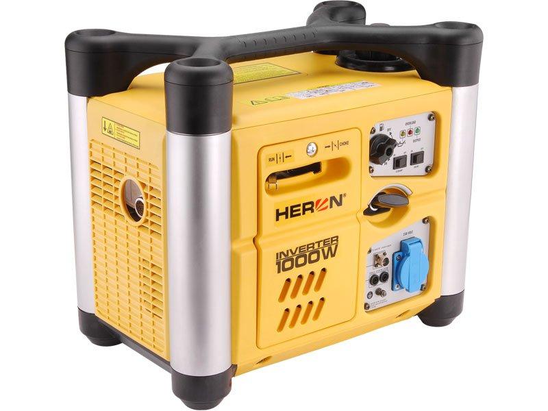 HERON DGI 10 SP - elektrocentrála digitální invertorová 2,0 HP / 1,4 kW