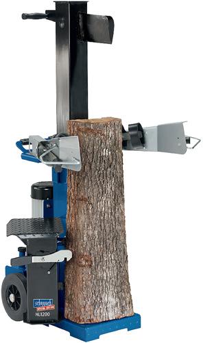 HL 1500 - hydraulický štípač na dřevo 15 t