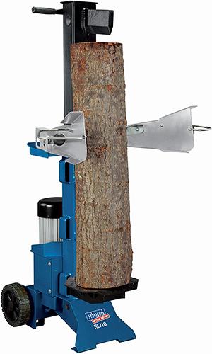 HL 710 - vertikální štípač dřeva 7t
