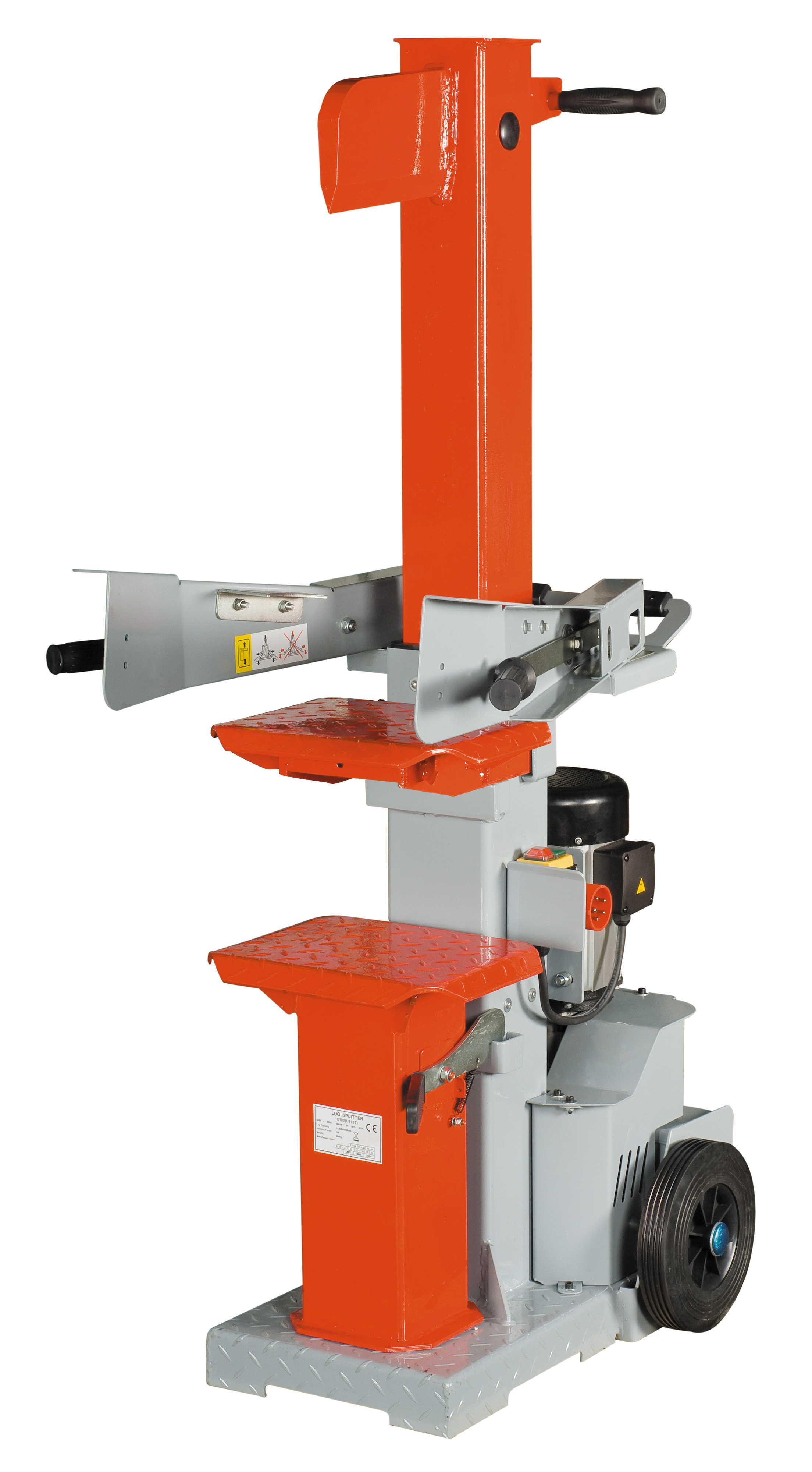 HSV 10 - vertikální hydraulický štípač