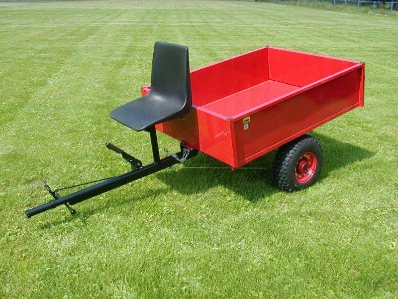 HV 220L vozík bržděný