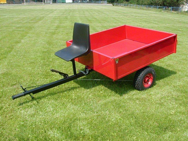 HV 350-7 vozík bržděný