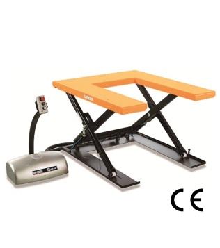 Hydraulický zvedací stůl Lumag HB-1000U