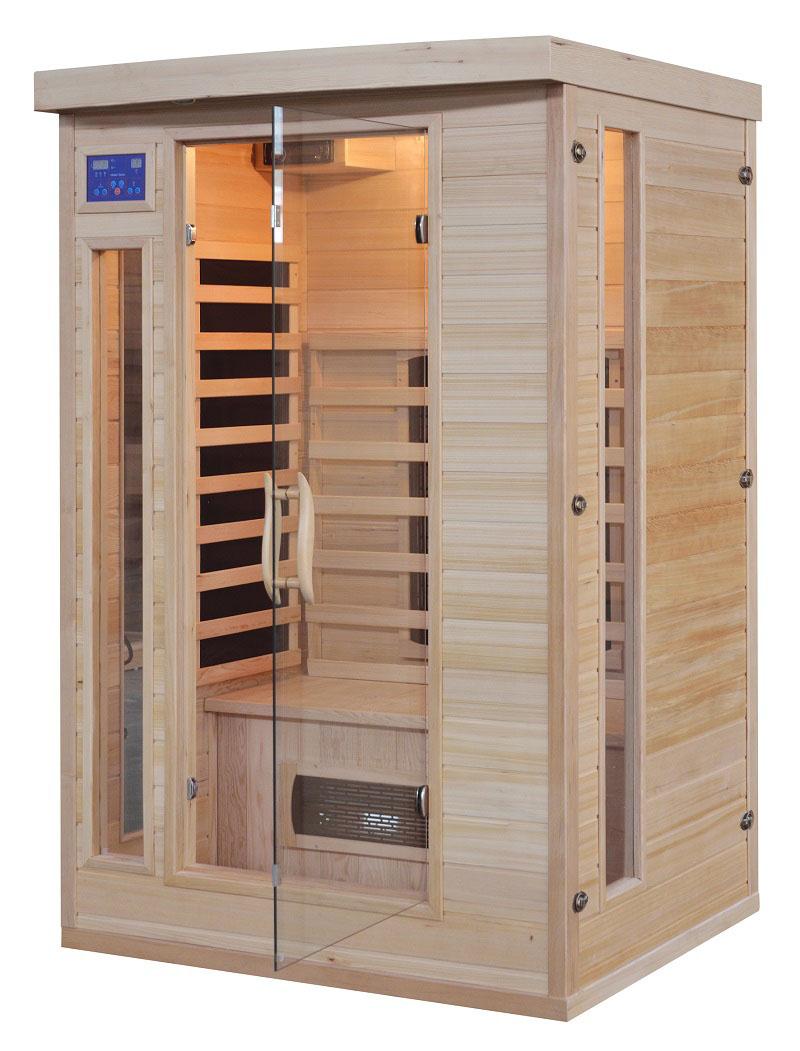 INFRASAUNA DeLUXE 2220 CR/CB + podlahové topení
