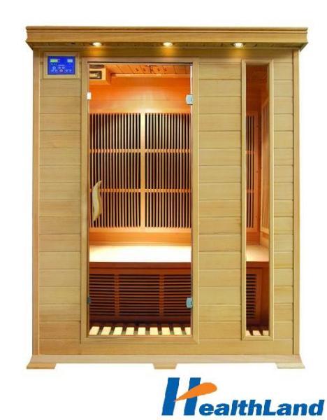 INFRASAUNA DeLUXE 3003 CARBON + podlahové topení