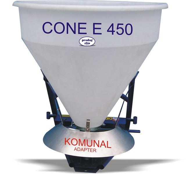 Jednokotoučové rozmetadlo CONE Ex 450