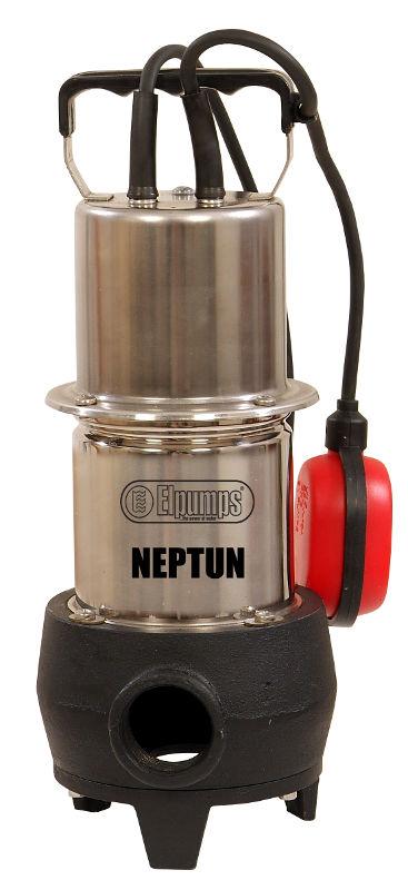NEPTUN - kalové čerpadlo do septiku s volným průtokem