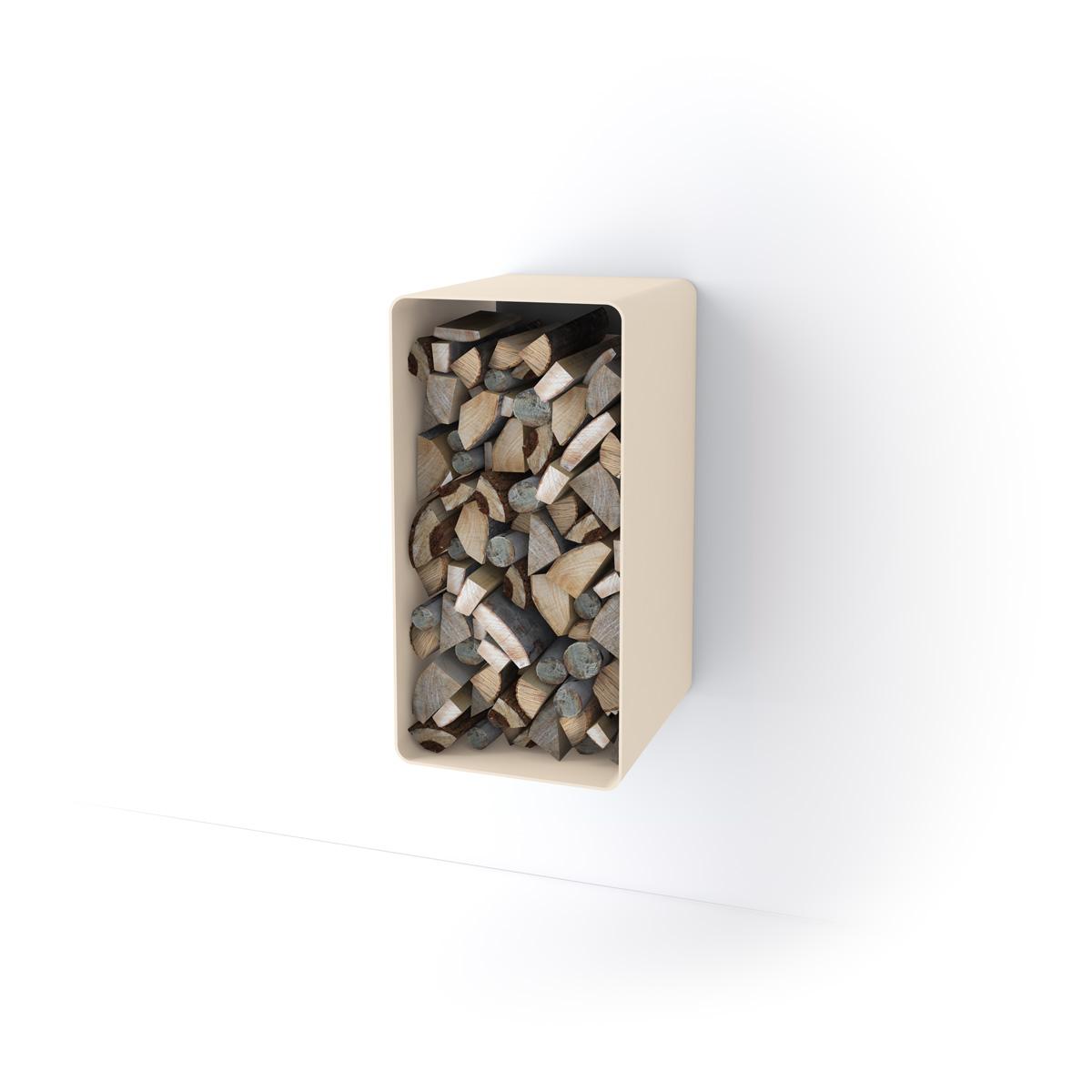Stojan na dřevo FD4 krém