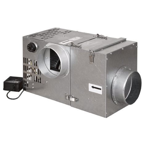 Ventilátor 400 s filtrem