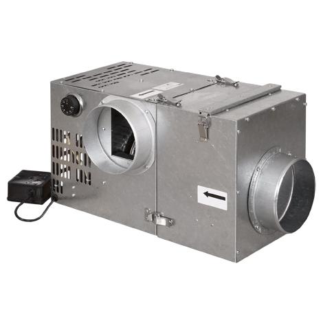 Ventilátor 540 s filtrem