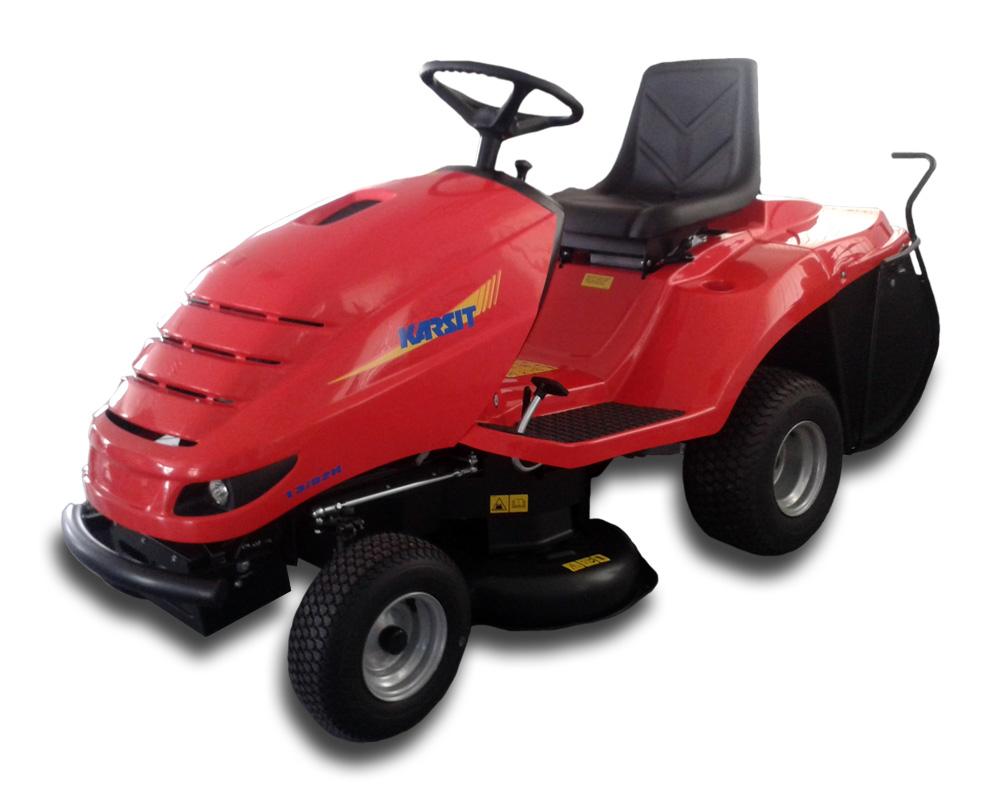 KARSIT K 15/92 H MAXI-CUT II RED travní traktor + DÁREK