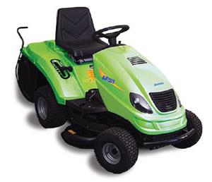 KARSIT K 15/92 H MAXI CUT II GREEN travní traktor + DÁREK