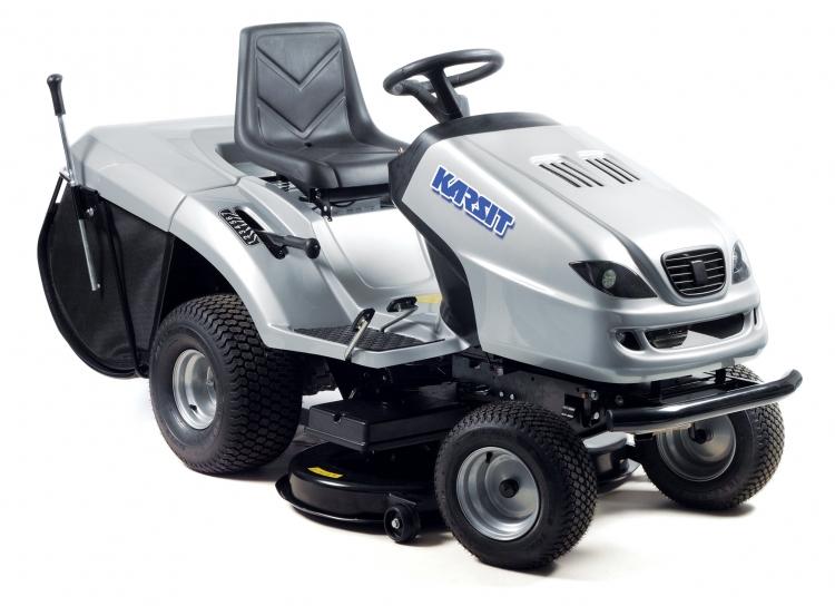 KARSIT K 20/102 H SILVER CUT travní traktor + DÁREK