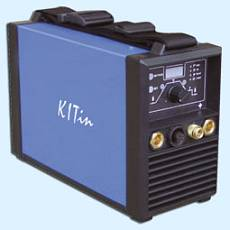 KITin 1500 HF svařovací invertor TIG HF