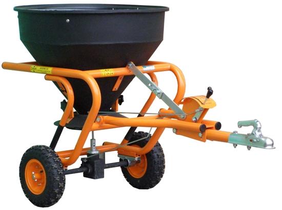 KRH 03-Everest se sedačkou sypací vozík
