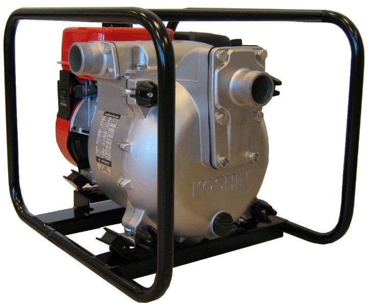 KTM 50 X kalové čerpadlo