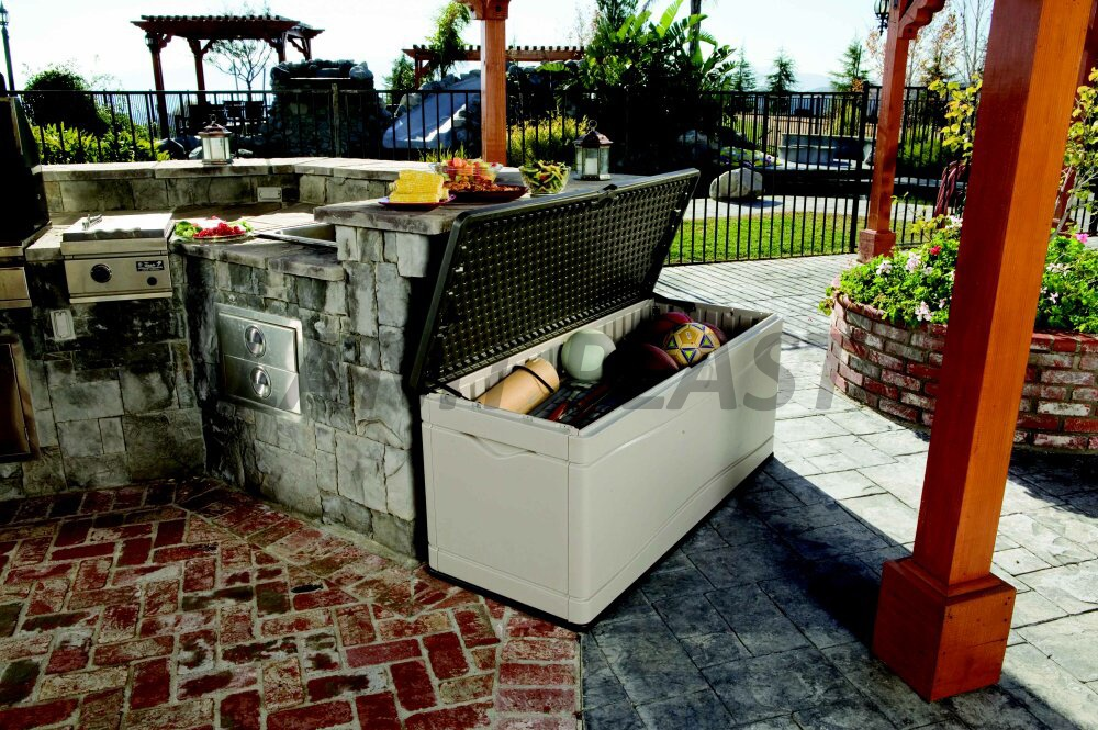 LIFETIME - zahradní box XXL 495 L
