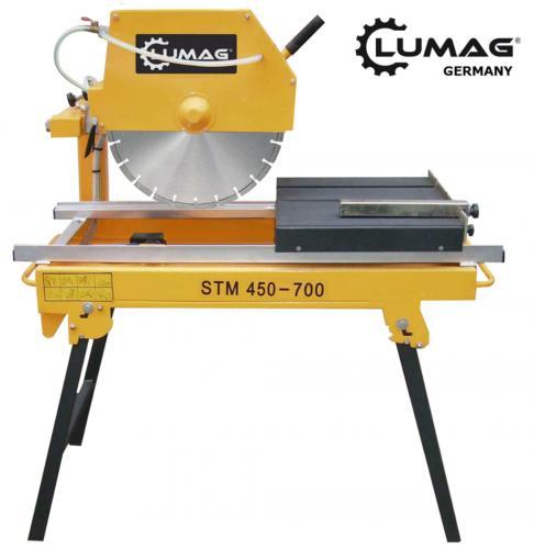 Lumag STM 450 - 700 - řezačka dlažeb a kamene