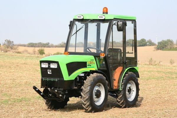 Malotraktor Vega 47HP - Comfort