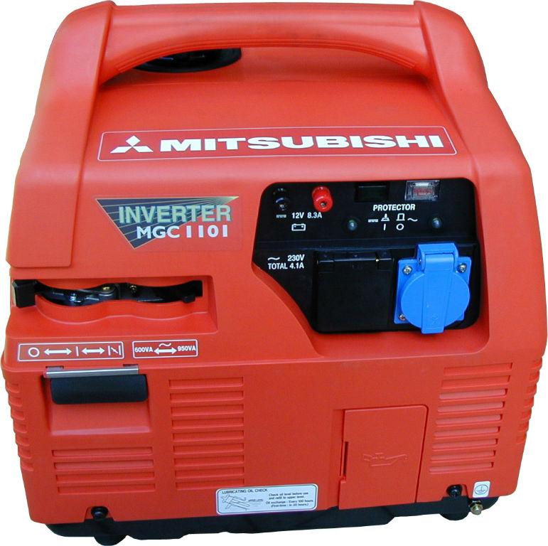 MGC 1101 invertorová elektrocentrála