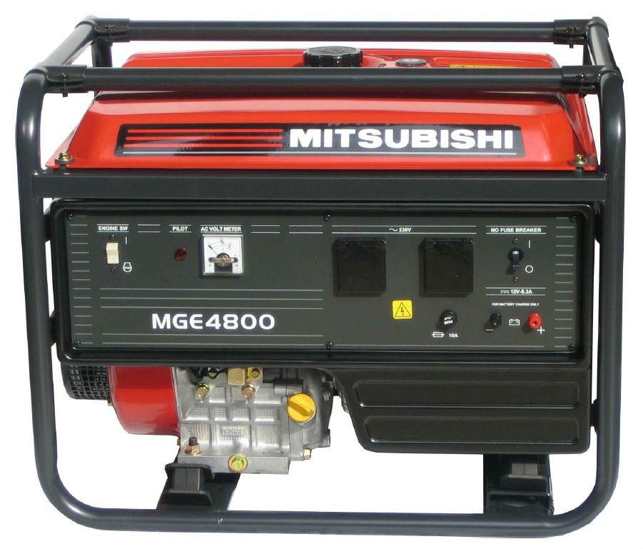 MGE 4800 AVR jednofázová elektrocentrála