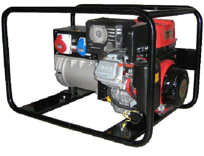MGP 7200 AVR třífázová elektrocentrála